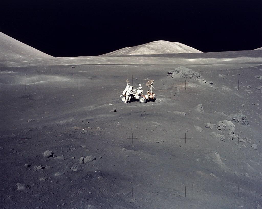 diagram of the apollo moon landings s surface - photo #31